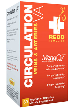 Redd Remedies Circulation VA