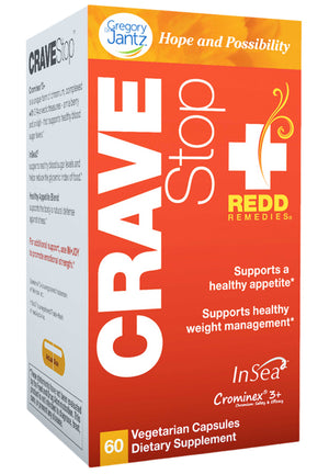 Redd Remedies Crave Stop
