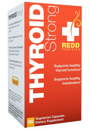 Redd Remedies Thyroid Strong
