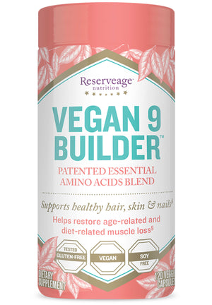 Reserveage Nutrition Vegan 9 Builder