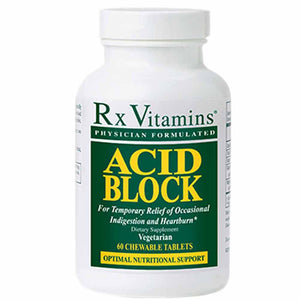 Rx Vitamins Acid Block