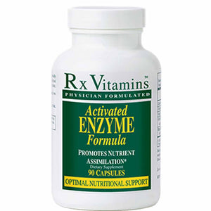 Rx Vitamins Activated Enzyme