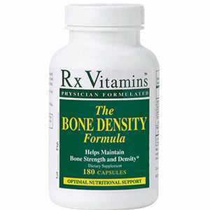 Rx Vitamins The Bone Density Formula