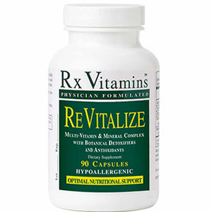 Rx Vitamins Revitalize