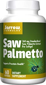 Jarrow Formulas Saw Palmetto 320mg