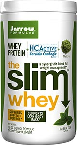 Jarrow Formulas Slim Whey + HCA, Green Tea Flavor