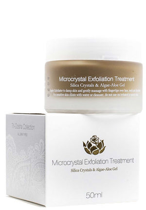 Shankara, Inc. Microcrystal Exfoliation Treatment