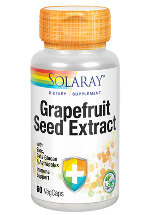 Solaray Grapefruit Seed Extract Immunity Formula