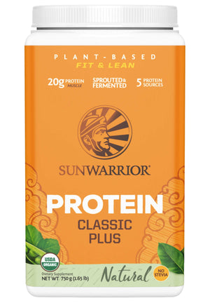 Sunwarrior Classic Plus 750g (30 servings)