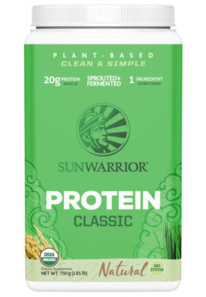 Sunwarrior Classic Protein 750g (30 servings)