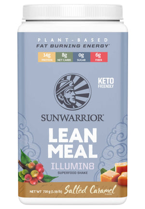 Sunwarrior Lean Meal Illumin8 720g (20 servings)