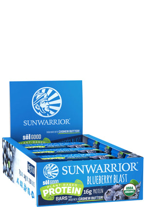 Sunwarrior Sol Good Protein Bars