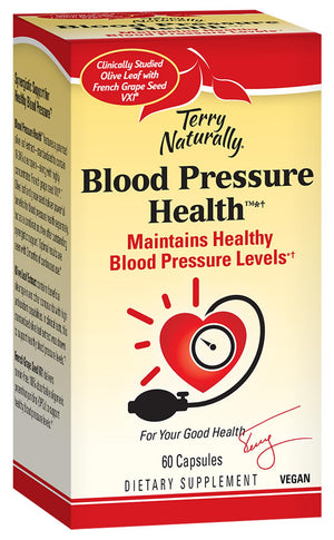 Terry Naturally Blood Pressure Health™*†