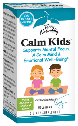 Terry Naturally Calm Kids™