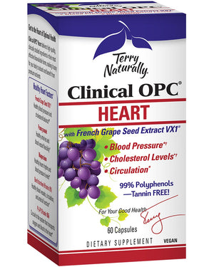 Terry Naturally Clinical OPC® Heart