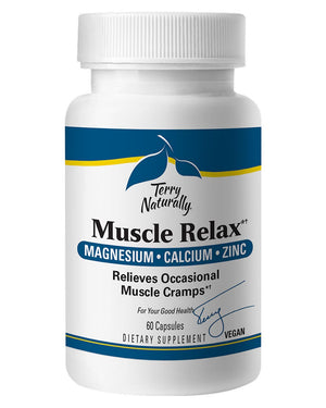 Terry Naturally Muscle Relax