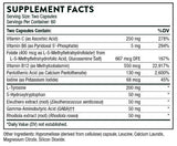 Thorne Research Deproloft-HF Ingredients