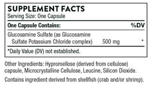 Thorne Research Glucosamine Sulfate