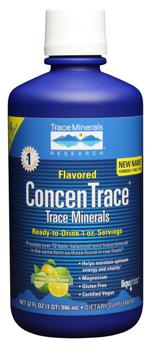 Trace Minerals Research Flavored ConcenTrace