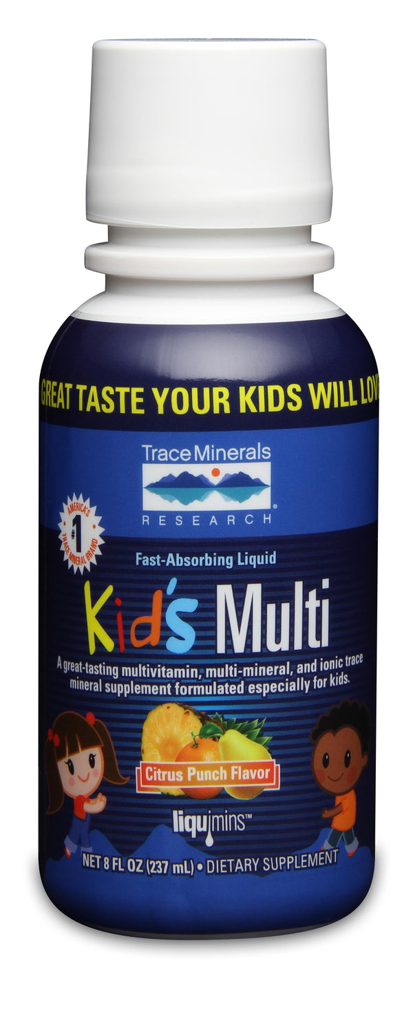 Trace Minerals Research Kid's Multi