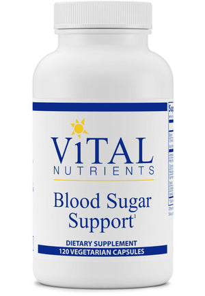 Vital Nutrients Blood Sugar Support
