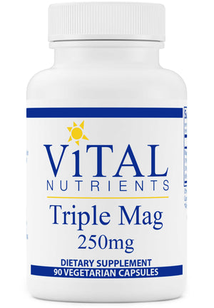Vital Nutrients Triple Magnesium