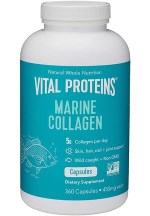 Vital Proteins Marine Collagen Capsules