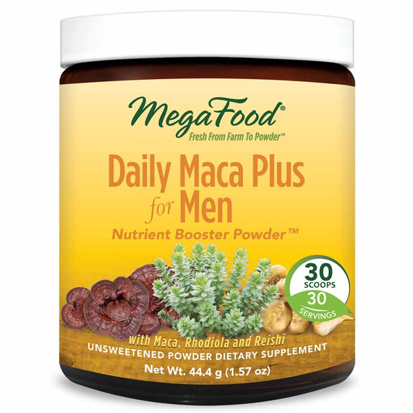 MegaFood Daily Maca Plus For Men Nutrient Booster Powder