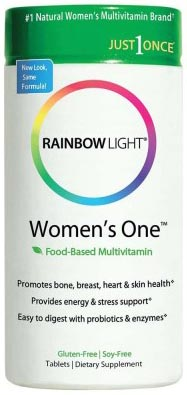 Rainbow Light Women's One Multivitamin