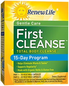 Renew Life First Cleanse Kit