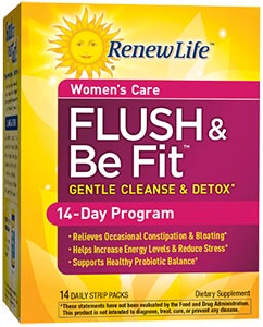 Renew Life Flush & Be Fit 14 Day Program