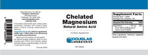Douglas Laboratories Chelated Magnesium