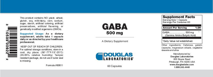 Douglas Laboratories GABA