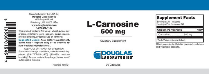 Douglas Laboratories L-Carnosine