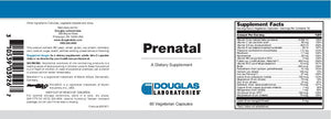 Douglas Laboratories Prenatal