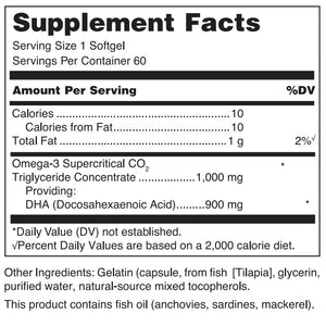 Douglas Laboratories QUELL Fish Oil - Clinical Strength DHA