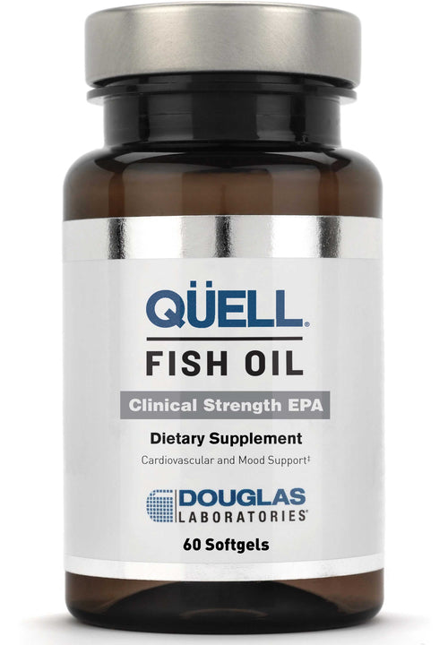 Douglas Laboratories QUELL Fish Oil® Clinical Strength EPA