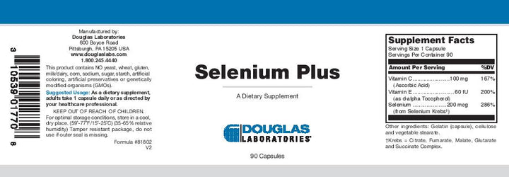 Douglas Laboratories Selenium Plus