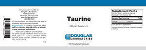 Douglas Laboratories Taurine