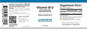 Douglas Laboratories Vitamin B12