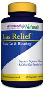 Advanced Naturals Gas Relief
