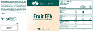 Genestra Brands Fruit EFA