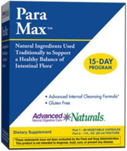 Advanced Naturals ParaMax Kit