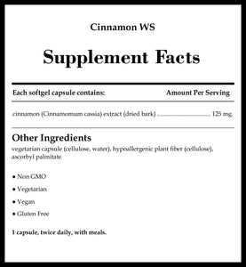 Pure Encapsulations Cinnamon WS