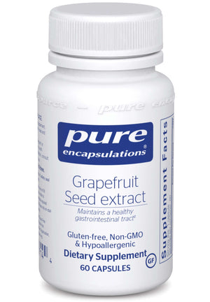Pure Encapsulations Grapefruit Seed Extract