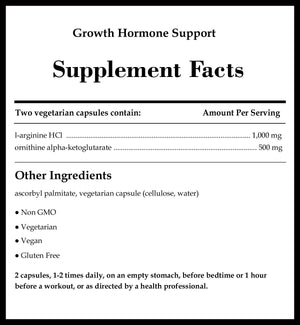 Pure Encapsulations Growth Hormone Support