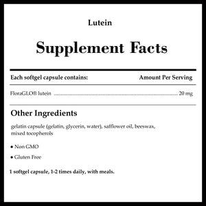Pure Encapsulations Lutein