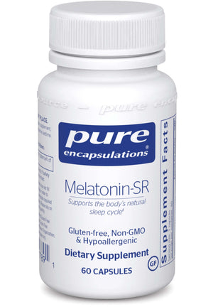 Pure Encapsulations Melatonin-SR