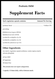 Pure Encapsulations Probiotic IMM