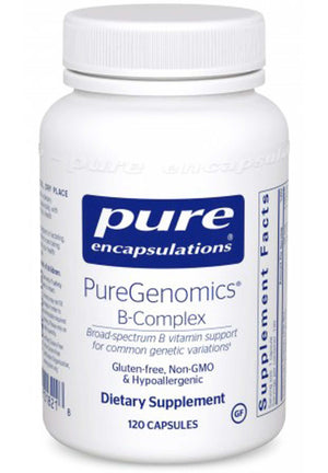 Pure Encapsulations PureGenomics B-Complex